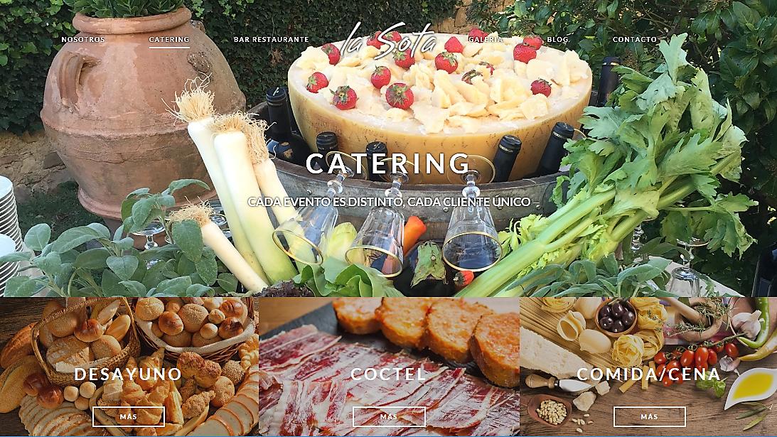 Catering La Sota